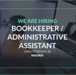 Bookkeeper /Administrative Assistant
